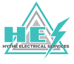 hythe electrical services Logo