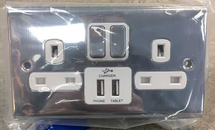 Additional Sockets